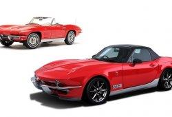 Mitsuoka Rock Star: todo un Corvette C2 moderno solo para Japón