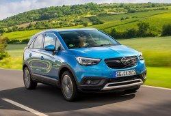 El Opel Crossland X mejora su oferta diésel con cambio automático