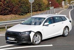 Opel está desarrollando una inesperada actualización para la gama Insignia