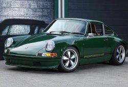 The Speedy Irishman: el espectacular 911 restomod de DP Motorsport