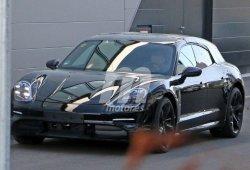 Porsche comienza las pruebas del nuevo Taycan Cross Turismo