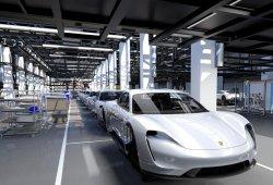 El precio del Porsche Taycan estará entre el Cayenne y el Panamera