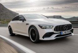 El nuevo Mercedes-AMG GT 53 4MATIC+ de 4 Puertas ya está a la venta