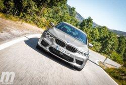 Prueba BMW M5 F90, el precio de la evolución (con vídeo)