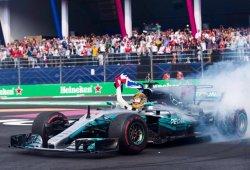 Qué necesitan Hamilton y Mercedes para ser campeones en México