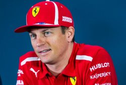"""Räikkönen: """"Si hubiera menos mierda en los medios, la F1 sería mucho mejor"""""""
