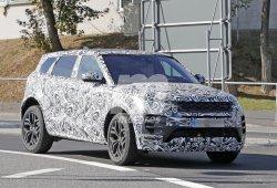 El nuevo Range Rover Evoque pierde camuflaje por dentro y por fuera