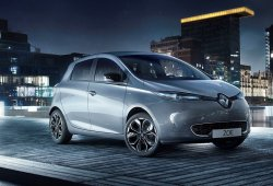 Renault Zoe Iconic, una edición limitada para festejar su éxito