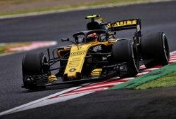 """Sainz, 13º: """"Se podría haber hecho un poquito mejor hoy, no estamos tan mal"""""""