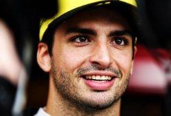 """Sainz, orgulloso del resultado: """"Es oro para el equipo"""""""