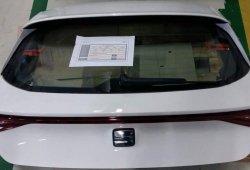 El nuevo SEAT León 2020 nos muestra su portón trasero