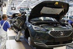 El nuevo SEAT Tarraco ya está siendo fabricado en Wolfsburgo