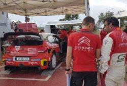 Sébastien Loeb empieza los test previos al Rally RACC