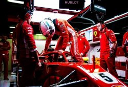 Según Vettel, los errores del sábado lastran en exceso a Ferrari los domingos