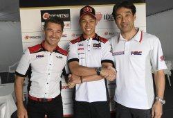 Takaaki Nakagami renueva con LCR Honda para MotoGP 2019