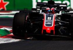 """Grosjean compara la tercera vuelta del hiperblando con """"llevar neumáticos de lluvia"""""""