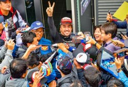 Toyota está abierta a renovar a Alonso para el WEC 2019-20