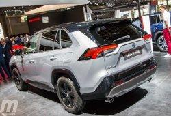Toyota desvela parte de los equipamientos del nuevo RAV4 Hybrid