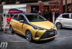 Toyota Yaris Y20: nueva edición especial de aniversario para París 2018