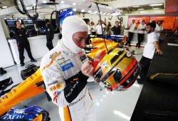 """Vandoorne recupera su brillo: """"He hecho carreras realmente buenas últimamente"""""""