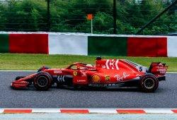 """Vettel, 9º en Suzuka: """"Si hubiese llovido 5 minutos antes, ahora seríamos unos genios"""""""