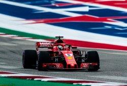 """Ferrari resurge en Austin al descartar las últimas mejoras: """"Hemos vuelto"""""""