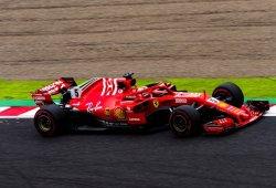 Vettel niega que Ferrari vaya a suicidarse atacando a Mercedes