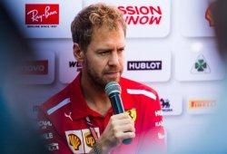 Vettel señala al coche como culpable parcial de sus incidentes recientes