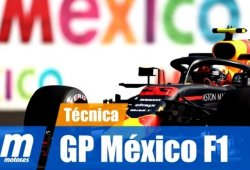 [Vídeo] F1 2018: análisis técnico del GP de México
