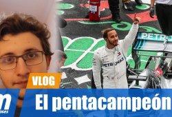 [Vídeo] Hamilton, el nuevo pentacampeón