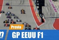[Vídeo] Previo del GP de Estados Unidos de F1 2018