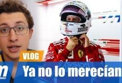 [Video] Vettel y Ferrari ya no merecían el Mundial