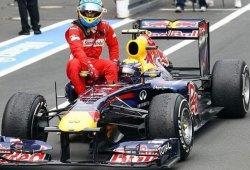 """Webber: """"Vettel es mejor de lunes a sábado, pero el domingo quieres a Alonso"""""""