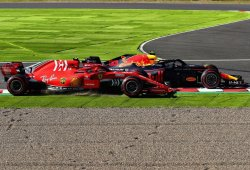"""Whiting vio """"clara"""" la sanción a Verstappen por su toque con Räikkönen"""