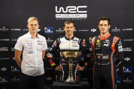 Duelo a tres por el título del WRC en el Rally de Australia