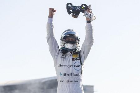 Gary Paffett, campeón del DTM en el adiós soñado