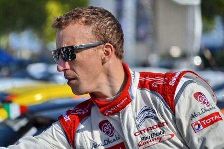 Kris Meeke, muy cerca de fichar por Toyota en el WRC