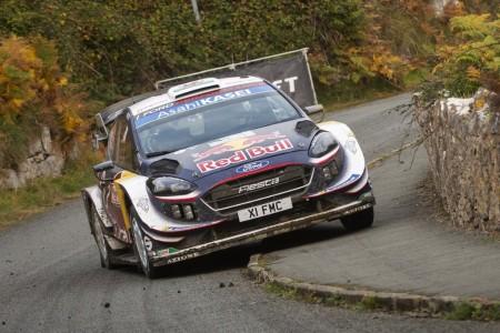 Lista de inscritos del Rally RACC Catalunya del WRC 2018