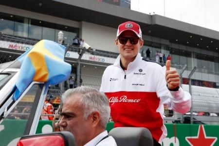 Marcus Ericsson sustituye al lesionado Robert Wickens en Schmidt