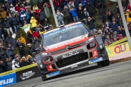 Sébastien Loeb gana el Rally RACC más emocionante