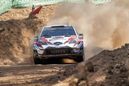 Toyota Gazoo Racing encara un crucial y difícil Rally RACC