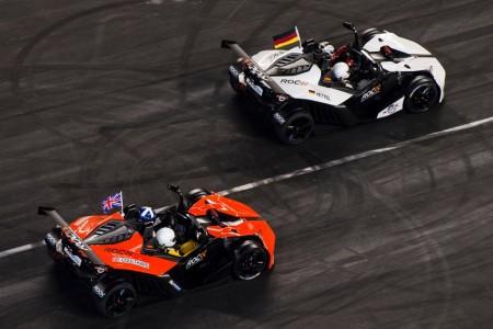 Vettel y Coulthard estarán en la Race of Champions 2019
