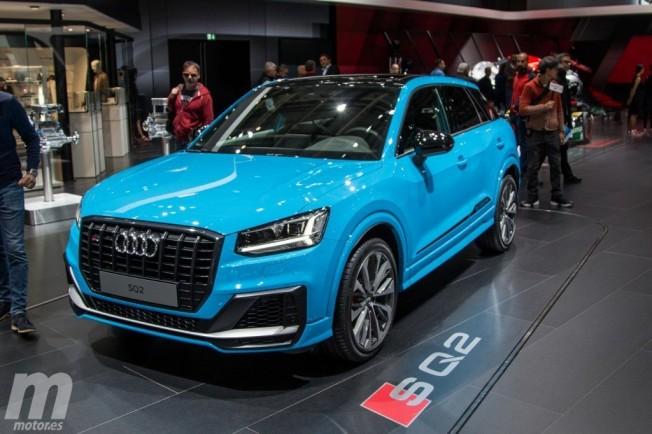 Audi Sq2 La Esperada Version Deportiva Del Suv Aleman Ya Es Una