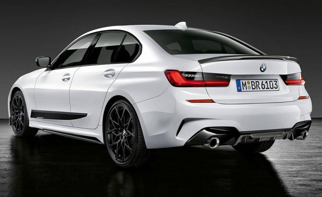 BMW Serie 3 2019 con accesorios M Performance