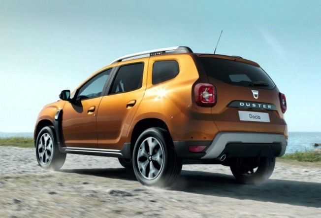 el nuevo dacia duster estrena el motor de gasolina 1 3 tce en el sal n de par s. Black Bedroom Furniture Sets. Home Design Ideas