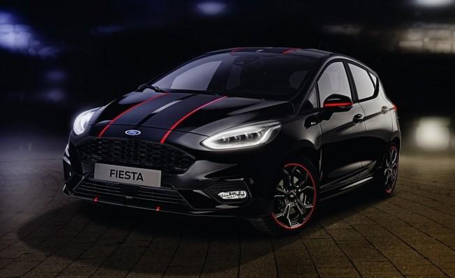 Ford Fiesta ST-Line Black Edition