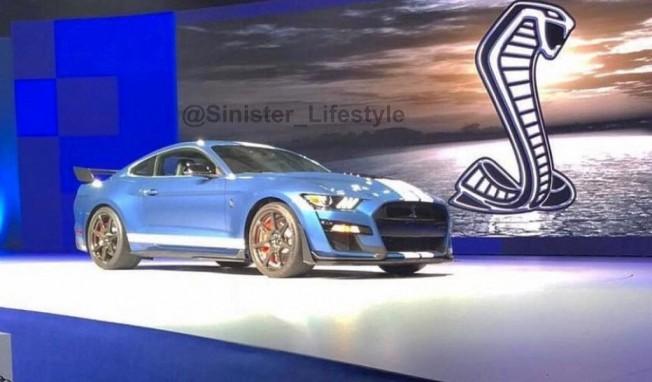 2019 Shelby Cobra >> El nuevo Ford Mustang Shelby GT500 filtrado en Instagram - Motor.es