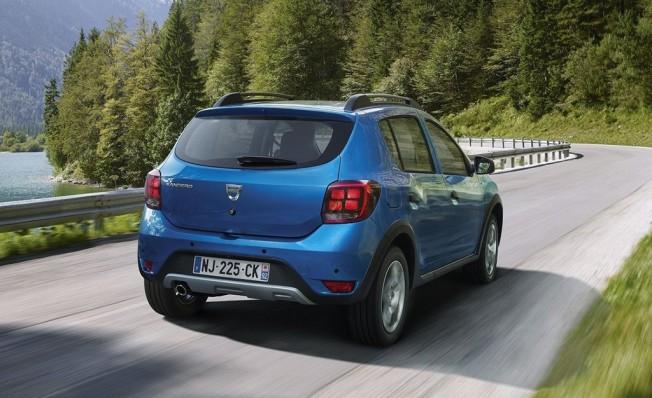 Dacia Sandero Stepway - posterior