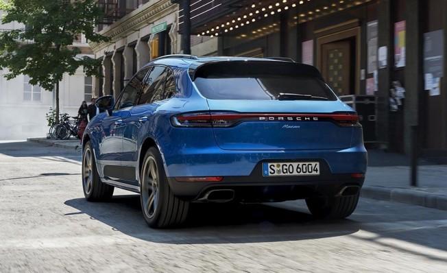 Porsche Macan 2019 - posterior