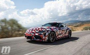 El nuevo Toyota Supra será presentado en el Salón de Detroit 2019